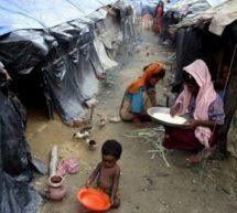 میانمار: شواہد مٹانے کیلئے مسلمانوں کے 55 دیہات مسمار