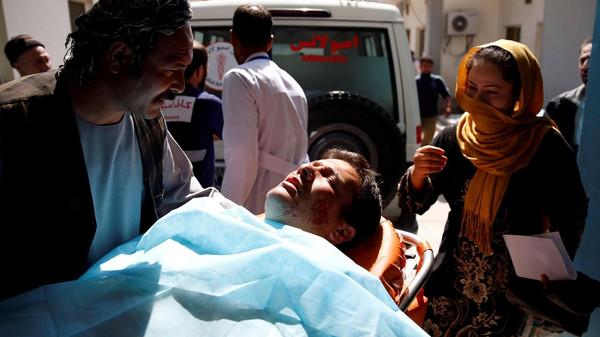 افغانستان: ہلمند میں کار بم دھماکے سے 13 ہلاک، 40 زخمی