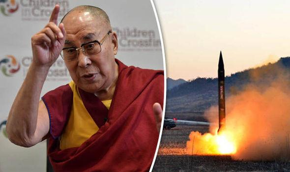 نیوکلیئر سے پاک دنیا وقت کا تقاضہ : دلائی لاما