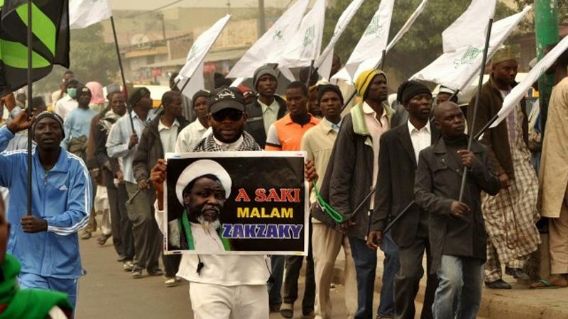 نائیجیریا میں آیت اللہ زکزکی کی رہائی کے لئے مظاہرے تیز