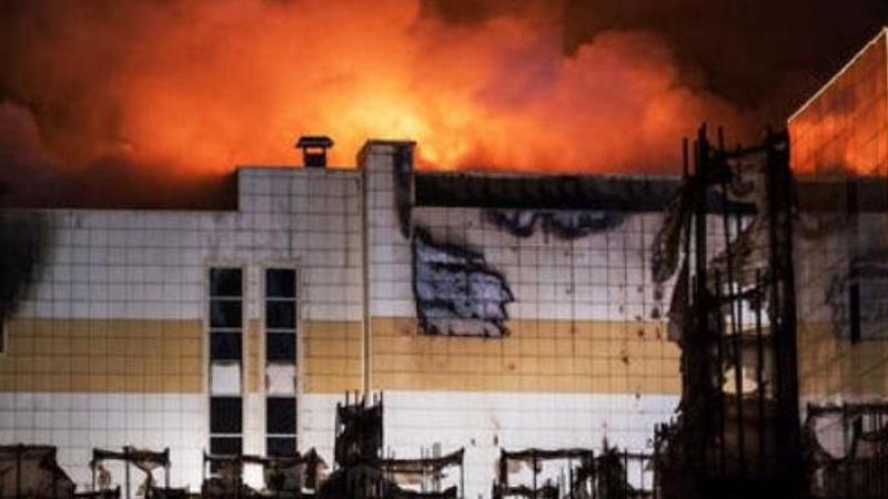وینزویلا کے ایک پولیس اسٹیشن میں لگنے والی آگ سے 68 قیدی ہلاک ہوگئے۔