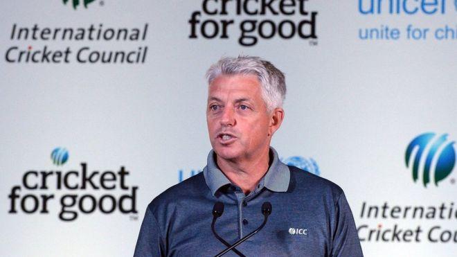 کھلاڑیوں کے 'کوڈ آف کنڈکٹ' کا تفصیلی جائزے لیا جائے گا: آئی سی سی