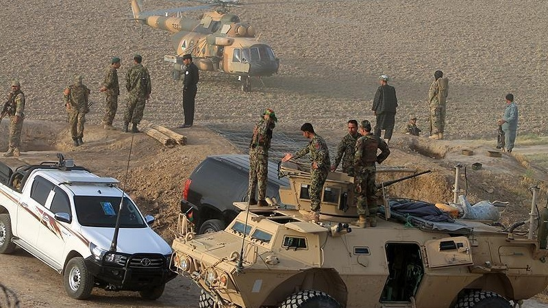 افغانستان: مدرسے پر بمباری، 25 طالبان ہلاک