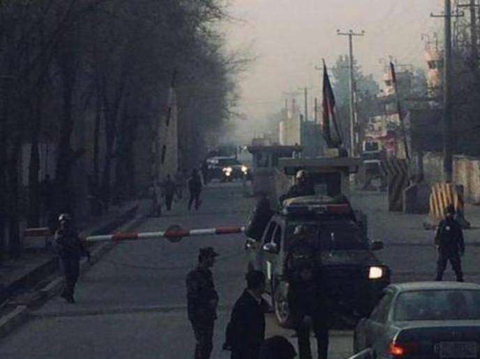 کابل میں دو خودکُش حملے، کم از کم 25 افراد ہلاک