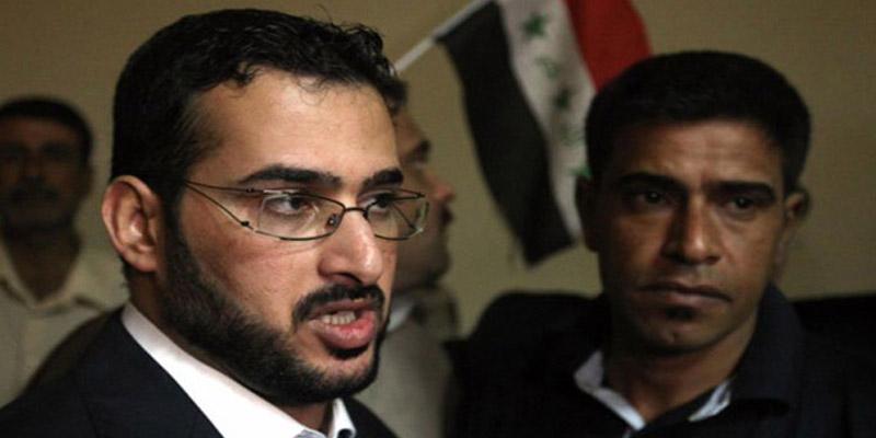 بش پر جوتا اچھالنے والا صحافی عراقی پارلیمنٹ کا امیدوار!