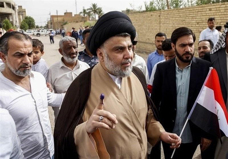 عراق انتخابات؛ صدر تحریک کے سربراہ مقتدیٰ الصدر کو واضح برتری حاصل