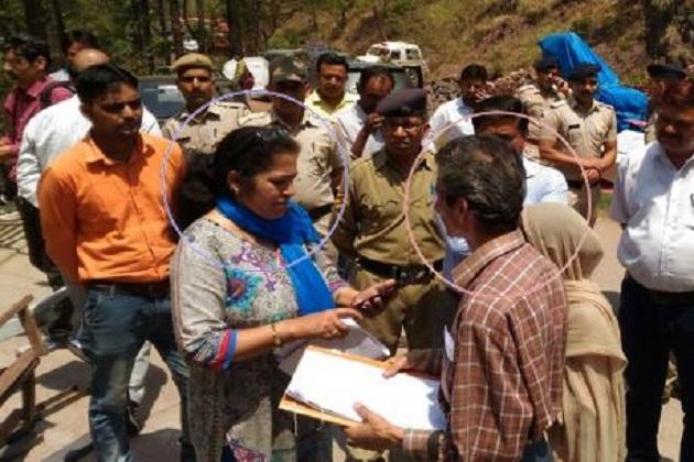 ہماچل پردیش: غیرقانونی تعمیرات توڑنے گئی خاتون آفیسر کا گولی مار کر قتل
