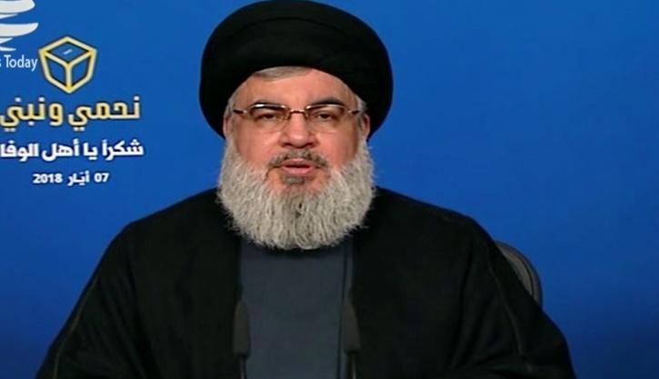 حزب اللہ کی کامیابی پوری قوم کی کامیابی ہے، نصراللہ