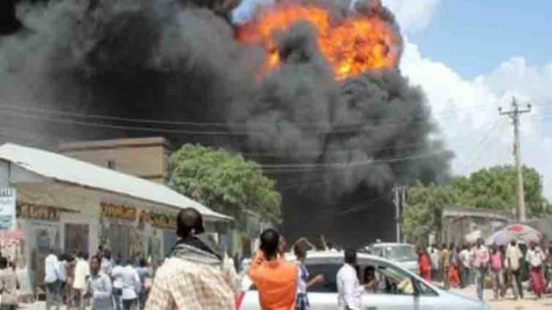 نائیجیریا کی مسجد میں دو خودکش حملہ، 60 سے زیادہ نمازی شہید متعدد زخمی
