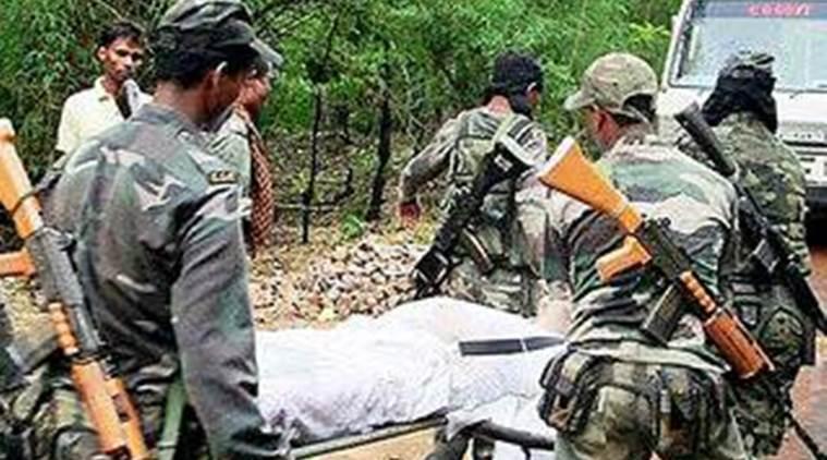 چندولی کے جنگل میں بدنام نکسلی دیو ناتھ کول کی بہن کی موت