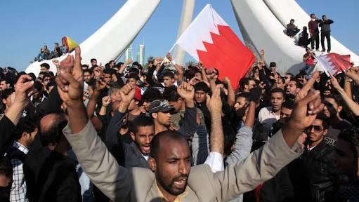 بحرین: قیدیوں کی رہائی کے لئے احتجاجی مظاہرے