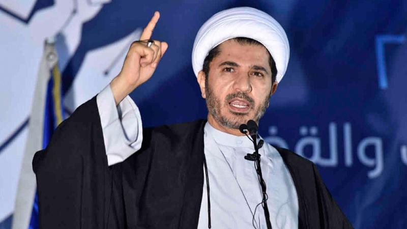 شیخ علی سلمان و دو دیگر رہنما جاسوسی کے الزامات سے بری