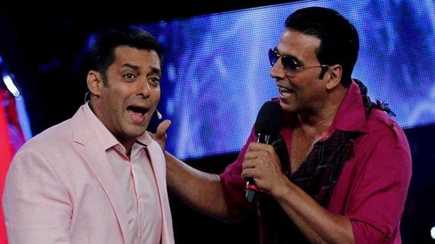 سب سے زیادہ کمائی میں سلمان اور اکشے نے شاہ رخ کو پیچھے چھوڑ دیا