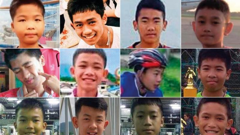 غار میں پھنسے نوجوان کھلاڑیوں کو بحفاظت نکال لیا گیا