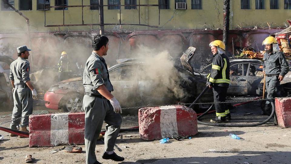 افغانستان میں سکھوں پر حملہ، 20کی موت