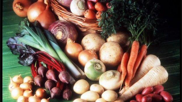 غذائیت کا پاور ہاؤس جڑ والی سبزیاں