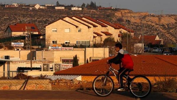 اسرائیل نے فلسطین میں یہودیوں کے لیے 1000مکانات کی منظوری دے دی