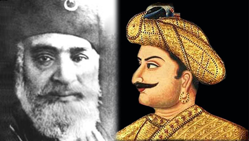 آزادی ٔ ہند کی تاریخ مسلمانوں کی قربانیاں
