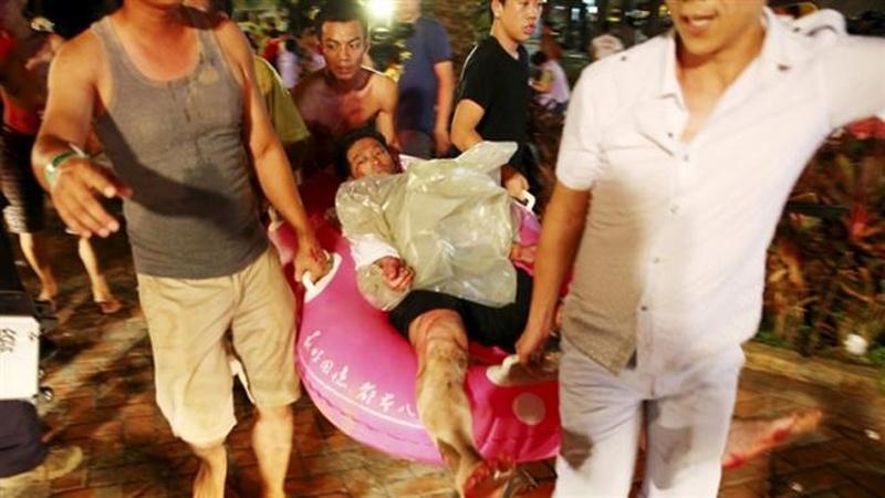 تائیوان کے ہسپتال میں آتشزدگی 24 افراد ہلاک و زخمی