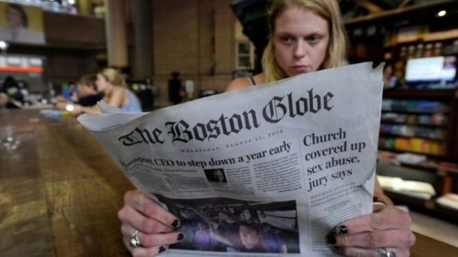 'امریکہ میں بھی آزادی صحافت خطرے میں'، ٹرمپ کے خلاف میڈیا اداروں کی مہم