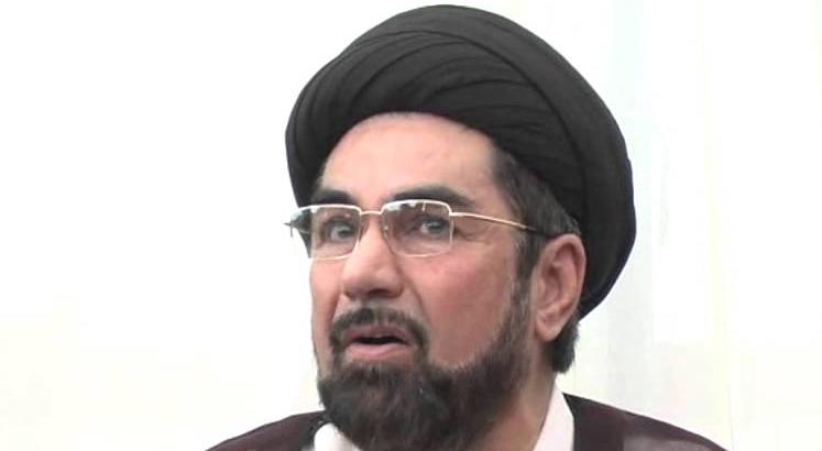 مسجد کی زمین پر صرف مسجد بن سکتی ہے اورمراجع کرام کی بات نہ ماننے والا شیعہ نہیں ہوسکتا: مولانا کلب جواد نقوی