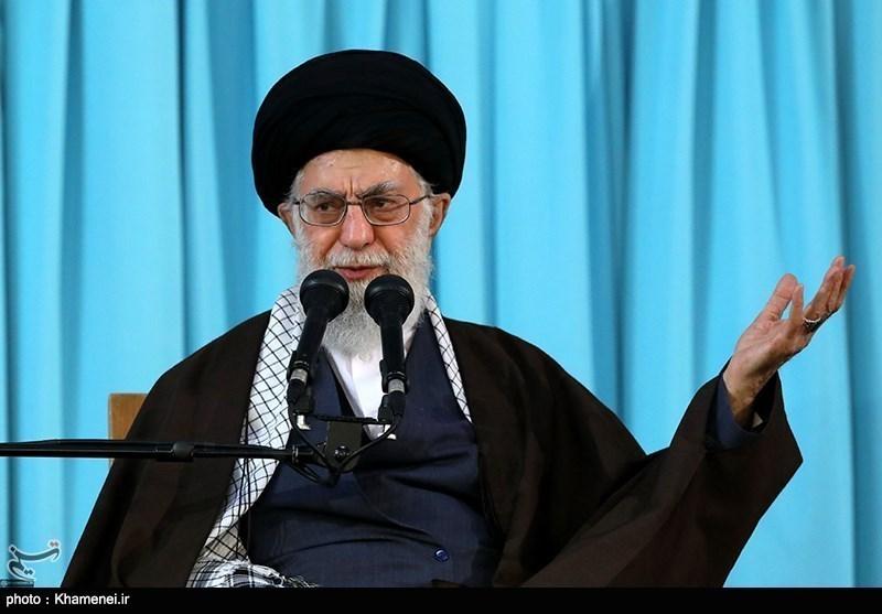 8 سالہ ایران-عراق جنگ میں فرانس اور جرمنی نے صدام کو ممنوعہ ہتھیاردیے، امام خامنہ ای