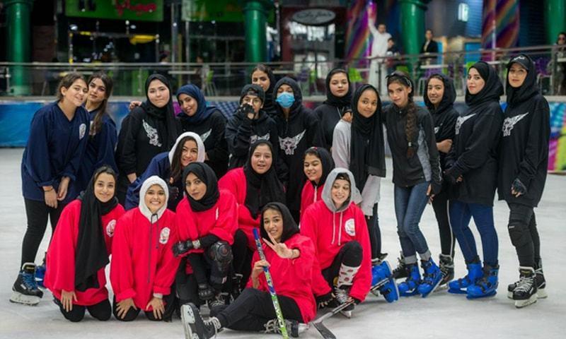 سعودی عرب کی پہلی وومن ہاکی ٹیم لائسنس کی خواہش مند