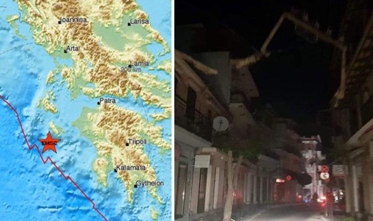 یونان میں 6.8شدت کا زلزلہ، سونامی کی وارننگ جاری
