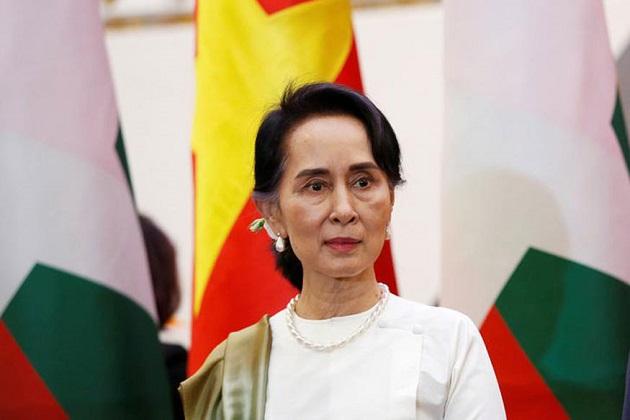 روہنگیا مظالم : میانمار کی لیڈر آنگ سان سوکی کو لگا بڑا جھٹکا ، کینیڈا نے اعزازی شہریت واپس لی