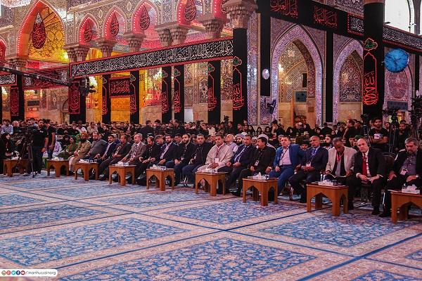 کربلا معلی : امام سجاد(ع) فیسٹیول روضہ امام عالی مقام میں منعقد ہوا