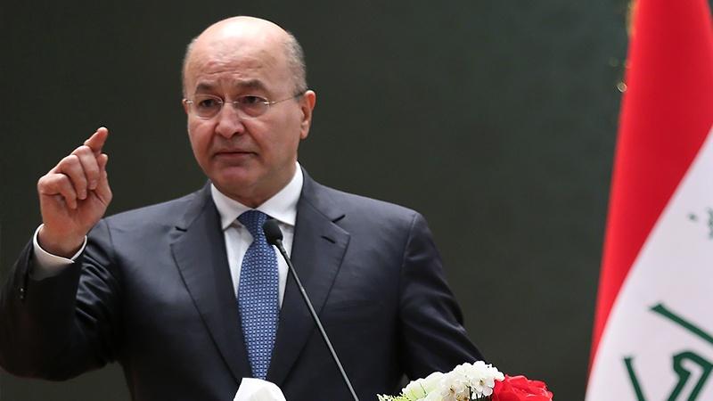 عراق کے نئے صدر نے عادل عبد المہدی کو نیا وزیراعظم نامزد