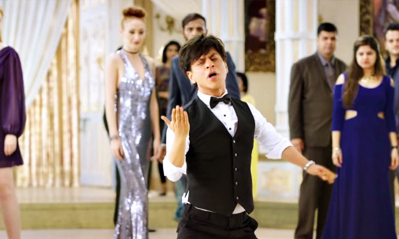سنی لیونی کے بعد شاہ رخ خان پر بھی سکھوں کے جذبات مجروح کرنے کا الزام