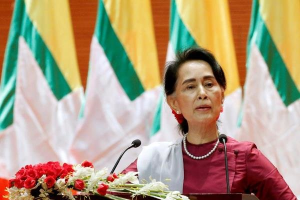 ایمنسٹی انٹرنیشنل نے آنگ سان سوچی سے اعزاز واپس لے لیا