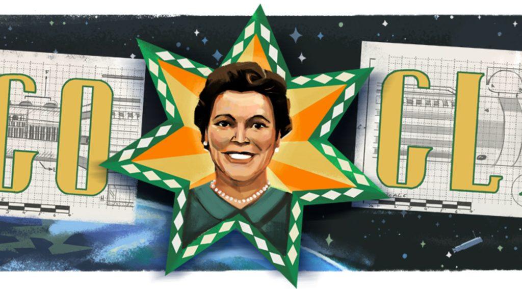گوگل نے بنایا دنیا کی پہلی خاتون انجنیئر کا ڈوڈل