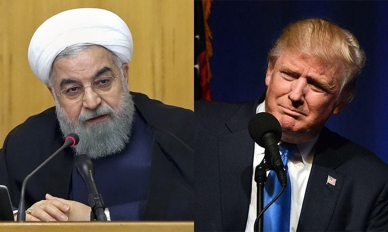 تیل فروخت کرکے امریکی پابندیوں کا مقابلہ کریں گے، ایرانی صدر
