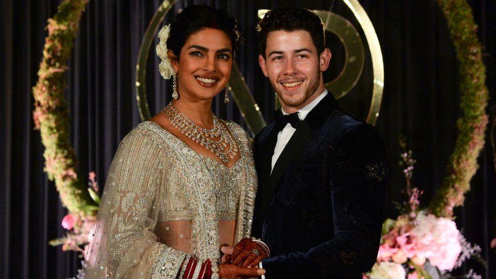انسٹاگرام پر پرینکا چوپڑہ اور نک جوناس کی شادی کے چرچے: 'میری آنکھوں میں آنسو تھے اور میں ان کو روک نہیں پا رہی تھی'