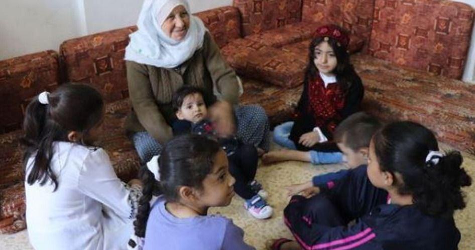 فلسطینی بچے اپنے آبائو اجداد سے کیا سیکھتے ہیں؟