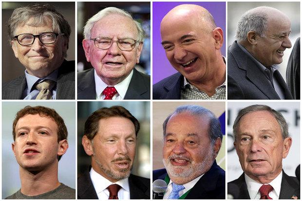26 افراد کی دولت دنیا کی نصف آبادی کی دولت کے مساوی