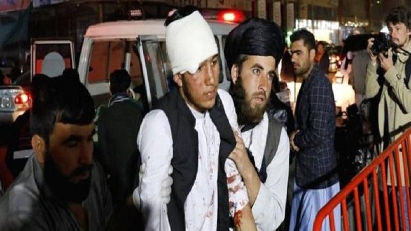 افغانستان کے دارالحکومت کابل میں یکے بعد دیگرے دھماکے
