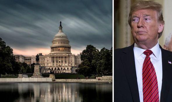 امریکی تاریخ کا طویل ترین شٹ ڈاؤن
