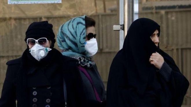 تہران شہر ایک 'پراسرار بدبو' کی لپیٹ میں، عوام پریشان تو حکام تشویش میں ملوث