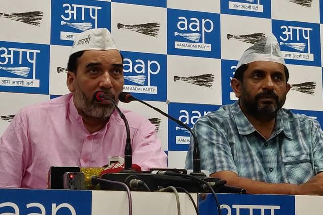 عام آدمی پارٹی دہلی، پنجاب اورہریانہ میں لوک سبھا انتخابات تنہالڑے گی