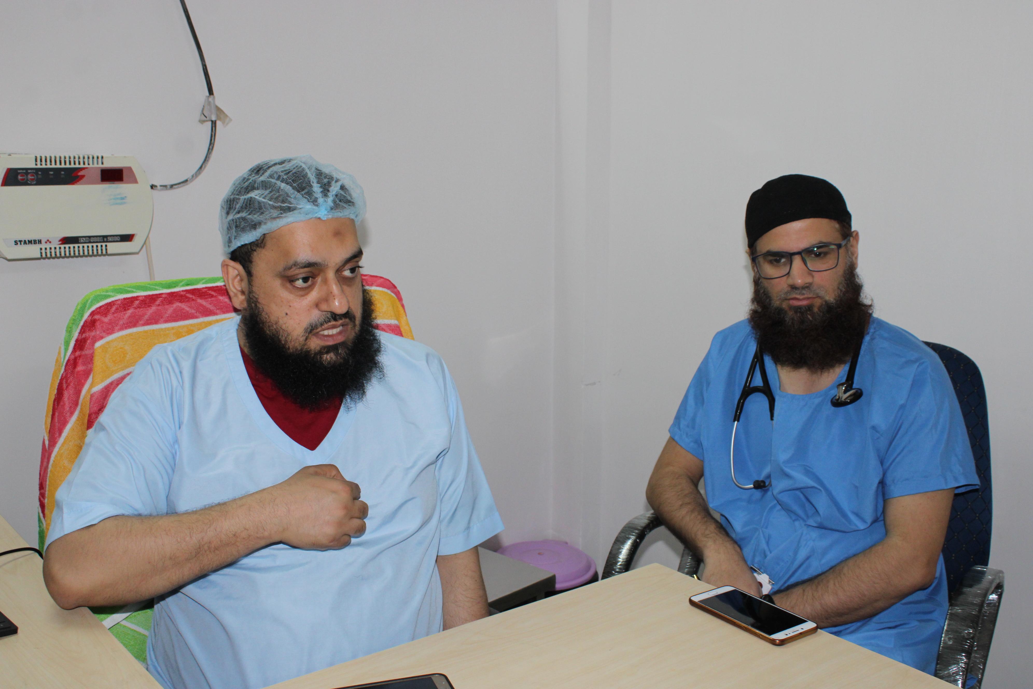 हृदय की जटिल सर्जरी कर मरीज को दिया नया जीवन