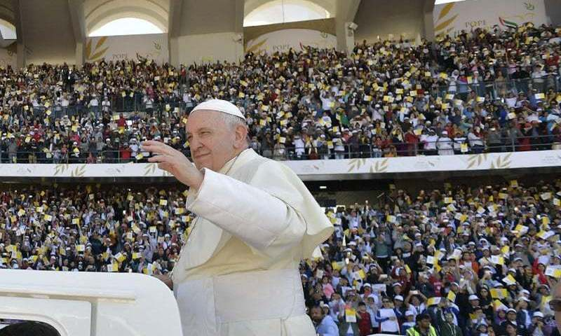 مذہبی پیشواؤں نے راہباؤں کا ریپ کیا، پوپ فرانسس کا اعتراف