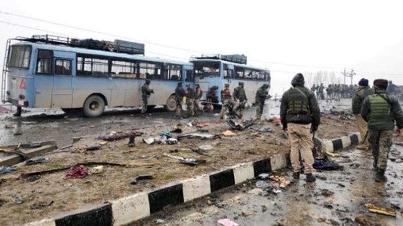 پلواما دہشت گردانہ حادثے پر ایران کی جانب سے ہمدردی کا اظہار