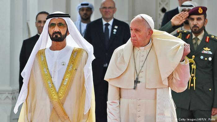 क्या पोप फ्रांसिस इस्लाम पसंद पोप हैं?
