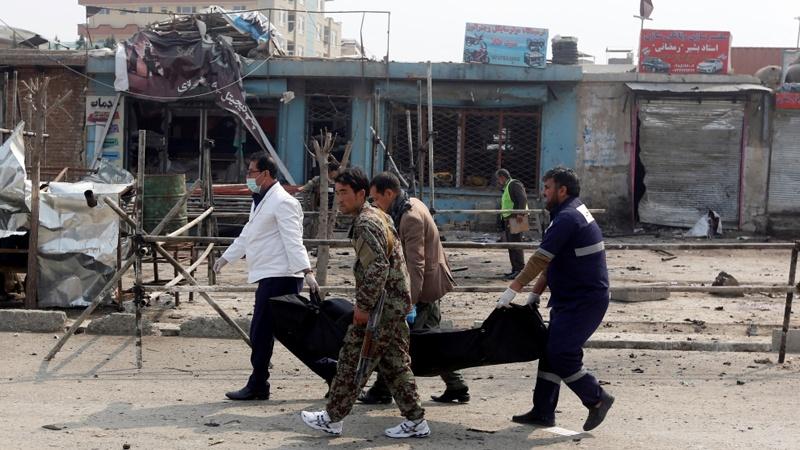 افغانستان میں شہید مزاری کی برسی کے موقع پر بم دھماکے