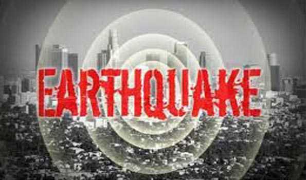 تائیوان میں زلزلے کے جھٹکے