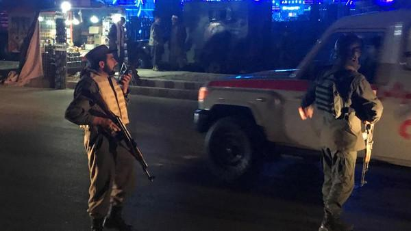 کابل میں بم دھماکہ، چھ افراد جاں بحق، داعش نے ذمہ داری قبول کرلی