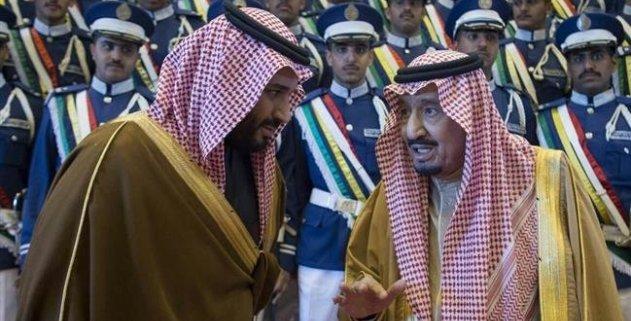 سعودی بادشاہ اور ولی عہد کے درمیان اختلافات ، بادشاہ کی غیر موجودگی میں ولی عہد کے اہم فیصلے